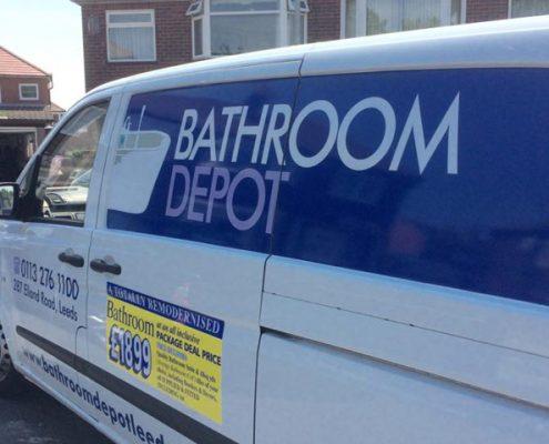 Bathroom suite exclusive offer