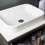 Inset bathroom basins 1 - Bathroom Depot Leeds