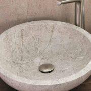Natural stone bathroom basins 6 - Bathroom Depot Leeds