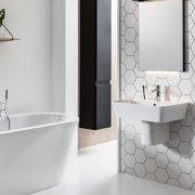 Semi pedestal bathroom basins 4 - Bathroom Depot Leeds