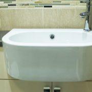 Semi recessed bathroom basins - Bathroom Depot Leeds