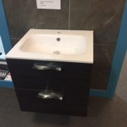 Wall hung basin ex display