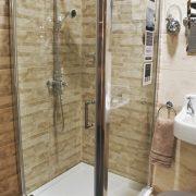 Pivot door shower enclosures, shower cubicles - Bathroom Depot Leeds 3