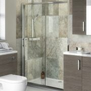 Sliding door shower enclosures, shower cubicles - Bathroom Depot Leeds