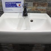 Cloackroom bathroom basins 7 - Bathroom Depot Leeds
