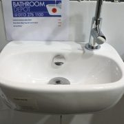 Cloackroom bathroom basins 8 - Bathroom Depot Leeds
