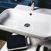 Wall mounted bathroom basins 1 - Bathroom Depot Leeds
