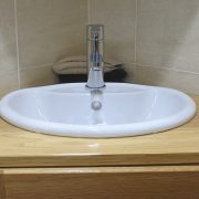 Inset bathroom basins - Bathroom Depot Leeds