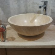 Natural stone bathroom basins 3 - Bathroom Depot Leeds