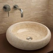Natural stone bathroom basins 7 - Bathroom Depot Leeds