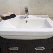 Semi recessed bathroom basins 1 - Bathroom Depot Leeds