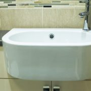 Semi recessed bathroom basins - Bathroom Depot Leeds