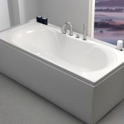 Double ended bath -