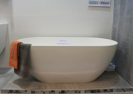 Clearwater - Free standing Stone Bath - ex display