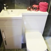 Cloackroom bathroom furniture 5 - Bathroom Depot Leeds