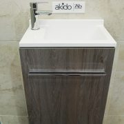 Cloackroom bathroom furniture 7 - Bathroom Depot Leeds