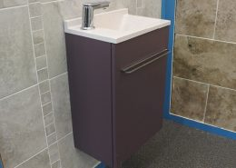 Cloackroom bathroom furniture - Bathroom Depot Leeds
