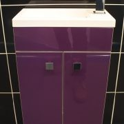Cloackroom bathroom furniture 9 - Bathroom Depot Leeds
