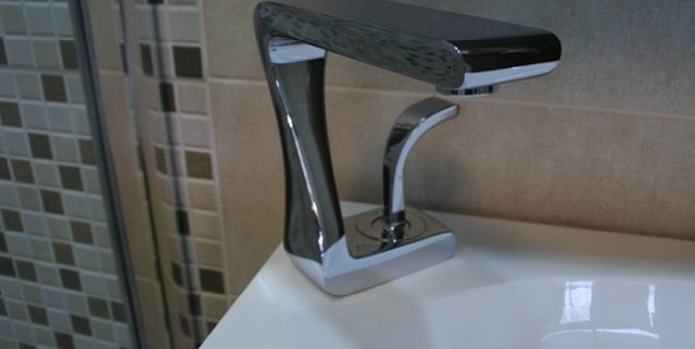 Contemporary basin taps 10 - Bathroom Depot Leeds