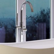 Contemporary bath taps 2 - Bathroom Depot Leeds