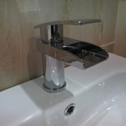 Waterfall basin tap 5 - Bathroom Depot Leeds