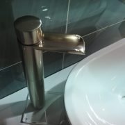 Waterfall basin tap 7 - Bathroom Depot Leeds