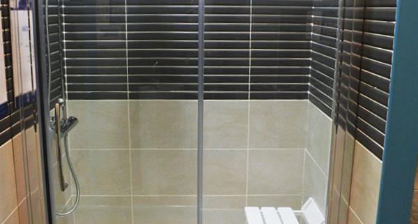 Sliding door shower enclosures, shower cubicles - Bathroom Depot Leeds 5