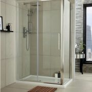 Sliding door shower enclosures, shower cubicles - Bathroom Depot Leeds 1