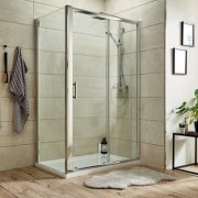 Sliding door shower enclosures, shower cubicles - Bathroom Depot Leeds 2