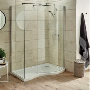 Walk in showers and wet rooms - Bathroom Depot Leeds 8